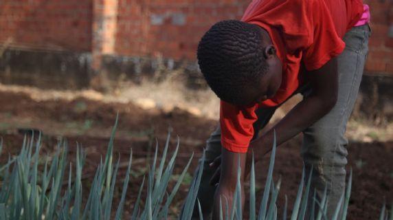 Iniziativa d'emergenza per la protezione dell'infanzia e della sicurezza alimentare nel distretto di Kotido, regione del Karamoja