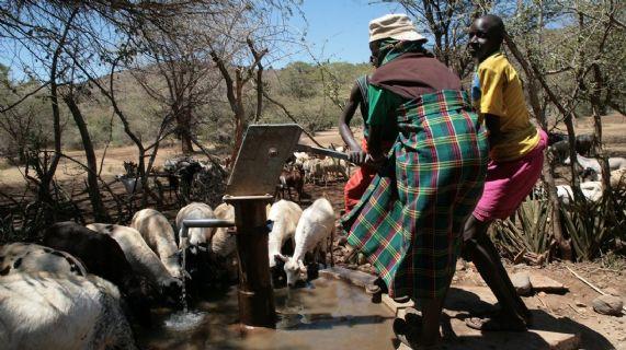 Progetto idrico Sud Sudan